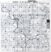 Township 13. N., Range 3 E. - Lavalle, Sauk County 1921